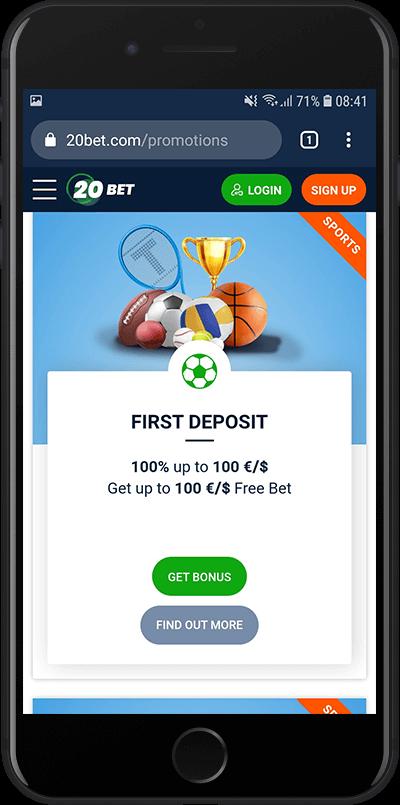 bonus za prvi depozit