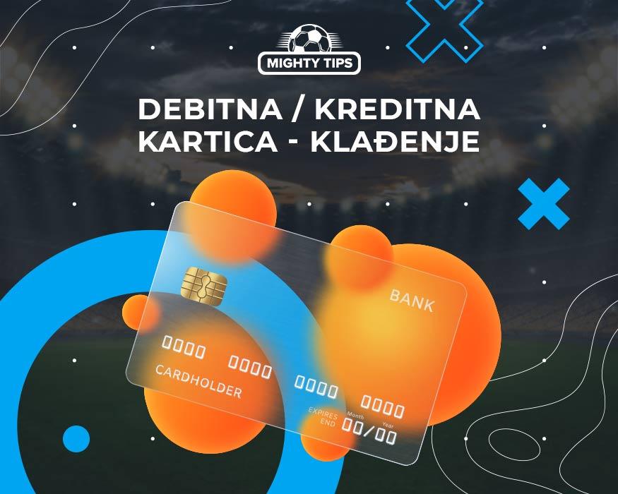 debitna / kreditna kartica kladenje