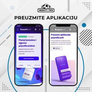 Pametni telefoni s Paysafecard