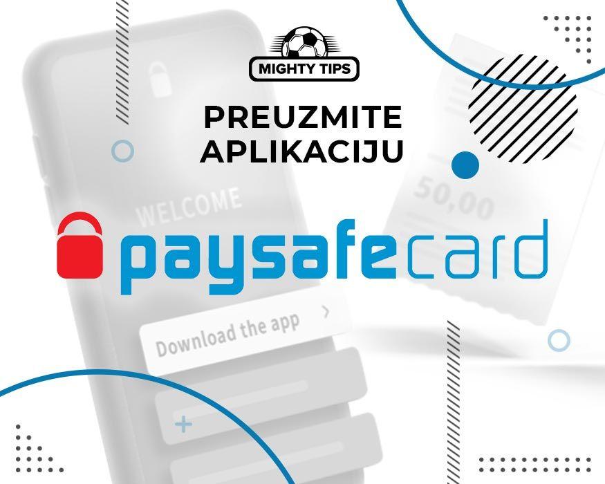 Paysafecard logotip