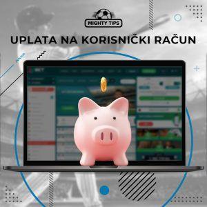 ekran računala sa svinjom